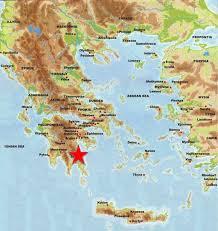 Delphi Greece Map by Sparta Cweaver