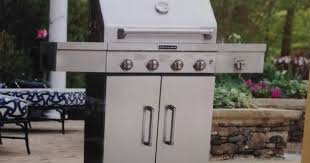 Kitchen Aid Gas Grill by Kitchenaid Gas Grill Affordable Kitchenaid Seven Burner Outdoor