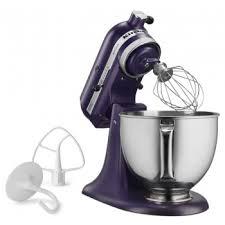 kitchenaid mixer black kitchenaid 5 quart black violet stand mixer everything kitchens