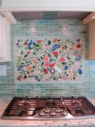 kitchen backsplash mosaic creating the kitchen backsplash with mosaic tiles