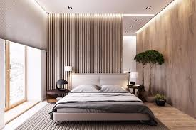 Modern Master Bedroom Designs Master Bedrooms With Striking Wood Panel Designs Master Bedroom