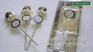 party favor ideas for wedding and chic wedding lollipop party favor idea