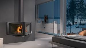 rocal vertex wall mounted wood burning stove fireplace products