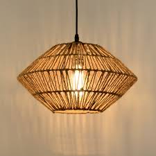 aliexpress com buy wicker loft iron droplight edison