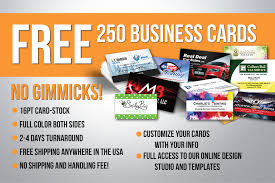 wonderful free business cards with free delivery 14 in business