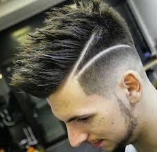 40 unique line hairstyles to help men make a statement