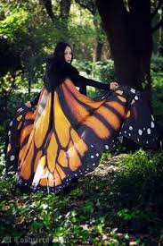how to make a large wing butterfly costume via www makeit loveit