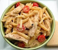chicken pasta salad cookingrush com