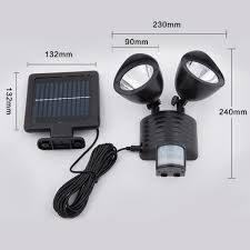 Solar Powered Address Light by Aliexpress Com Buy 22 Led Solar Light Pir Motion Sensor Rotable
