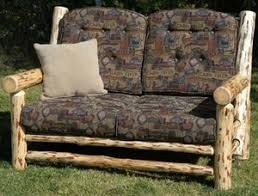 Log Outdoor Furniture by Caring For Indoor And Outdoor Log Furniture