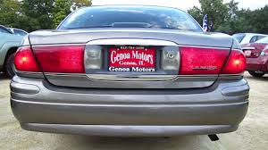 2003 buick lesabre custom start up and review youtube
