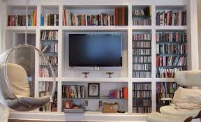 wall of shelves shelving amazing hanging bookshelves wall hanging bookcase