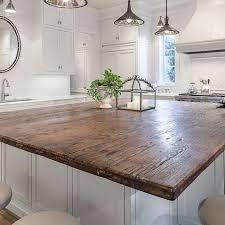 kitchen island top best 25 kitchen island countertop ideas ideas on