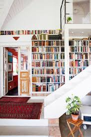 15 stunning ways to incorporate your book collections into your