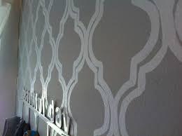innovative ideas stencils for walls design ideas and decor