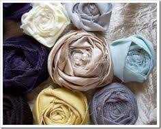 create and delegate tutorial shabby fabric roses fabric and