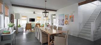Beachy Dining Room by Dining Living Beach Style Dining Room Atlanta By Rethink