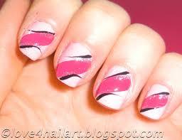 nail art 51 fantastic easy nail art for short nails photo ideas