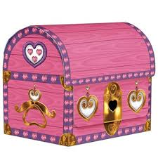 Treasure Chest Favors by Princess Treasure Chests Favors Everything Princesses
