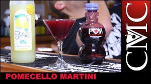 christmas martini pomacello martini christmas cocktails youtube