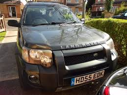 2006 land rover freelander adventurer t d 4 1951 cc 2 ltr bmw