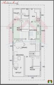 row home plans best row house plan design for 1800 square modern house