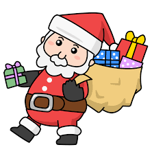 cartoon pictures of santa free download clip art free clip art