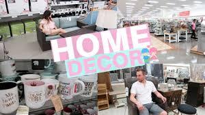 home decor shopping slmissglamvlogs youtube