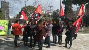Huelga Flag La Cgt Presenta El Preaviso De Huelga General Para El 8m Ameco Press