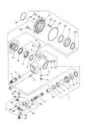 1996 yamaha kodiak 400 4wd yfm400fwh drive shaft parts best oem