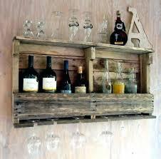 Pottery Barn Wine Racks Rustic Wine Rack Pottery Barn Best Ideas On Glasses Shelves Bar
