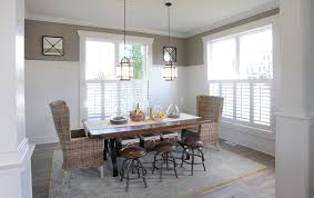 Beadboard Dining Room by Interior Design Services Ohio Canton Medina Andreas Furniture