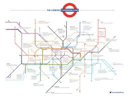Take Me To Maps Enjoy The London Underground Pun Map You Never Knew You Needed