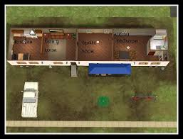 1 bedroom trailer mod the sims affordable 2 bedroom mobile home for sale