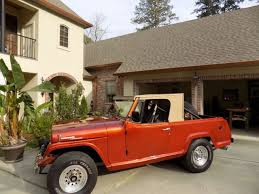 jeep commando custom willys jeepster commando custom cruiser street rod 350 4wd