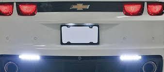 Backup Lights 2010 2013 All Makes All Models Parts Gf950130 2010 13 Camaro