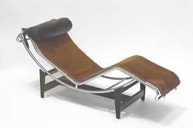 Meuble Le Corbusier Le Corbusier Lc4 U2013 Chaise Longue Style Lounge Cassina Throughout