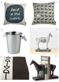 decorate with horses diy decorator