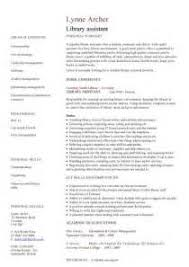 20 library page resume sample nook research papers experience