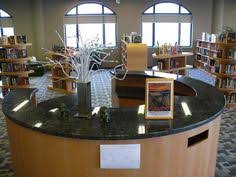 Library Reference Desk New Circulation Desk Built By Students Students Library Ideas