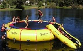 lake toys for adults giant lake inflatables foter