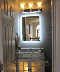Lighted Mirrors Bathroom by 7 Best Lighted Vanity Mirrors Images On Pinterest Vanity Mirrors