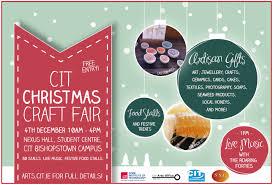 cit arts office cit christmas craft fair
