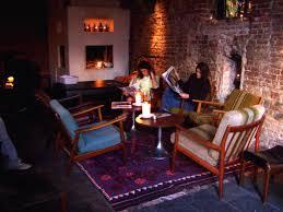 the living room restaurant og café aok