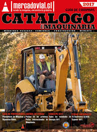 Catálogo De Maquinaria 2017 By Mercadovial Chile Issuu