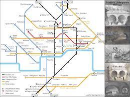 St Joseph River Map Underground London