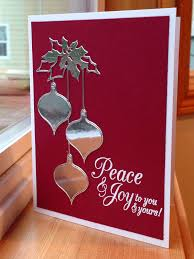 clairmont ornaments die memory box peace and arts