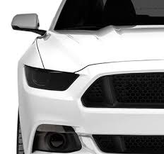 White Mustang With Black Wheels 2015 2017 Mustang Parts For Ecoboost Gt U0026 V6 Americanmuscle