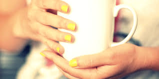 the unexpected trending nail color that u0027s sure to brighten your