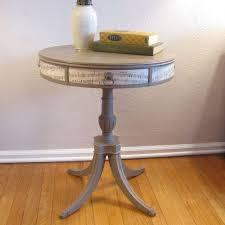 vintage pedestal side table 221 best end tables side tables console tables coffee tables